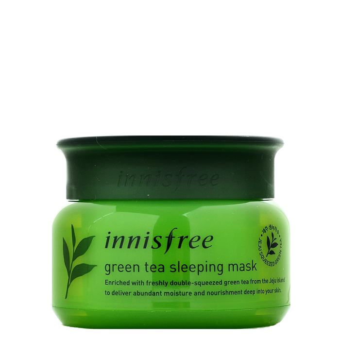 INNISFREE Green Tea Sleeping Mask | Shop Korean Skincare at ShopChuusi