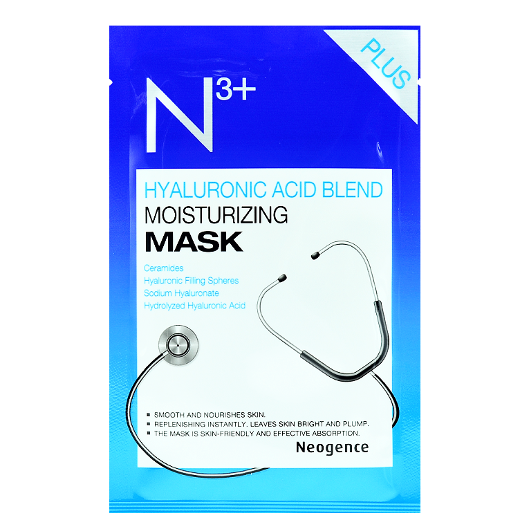 Image result for neogence n3 moisturising sheet mask
