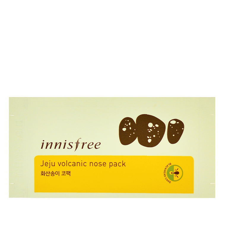 INNISFREE Jeju Volcanic Nose Pack | Shop Korean Japanese Taiwanese Skincare at ShopChuusi.com