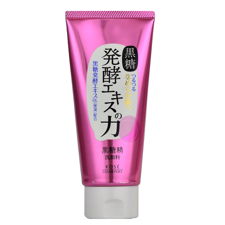 KOSE Kokutousei Pore-Cleansing Black Face Wash | Shop Kose Japanese Skincare at ShopChuusi