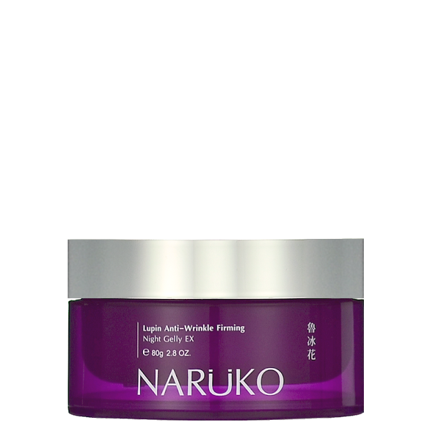 NARUKO Lupin Anti-Wrinkle Firming Night Gelly EX -- Shop Korean Japanese Taiwanese Skincare at Shop Chuusi