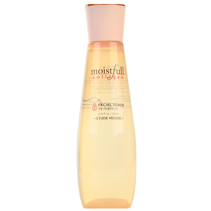 etude house collagen moistfull facial toner