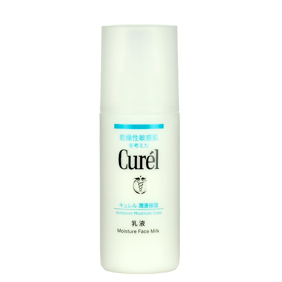 KAO CUREL Moisture Face Milk -- Shop Korean Japanese Taiwanese Skincare at Shop Chuusi