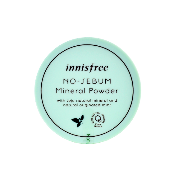 INNISFREE No Sebum Mineral Powder | Shop Korean Skincare at ShopChuusi