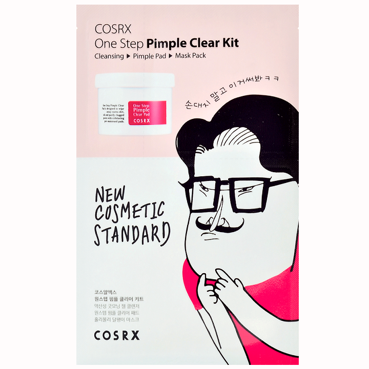 COSRX One Step Original Clear Kit -- Shop Korean Japanese Taiwanese Skincare at Shop Chuusi