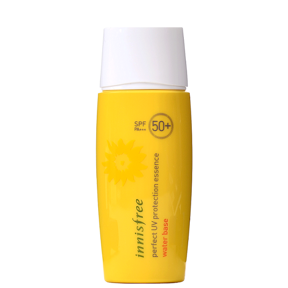 INNISFREE Perfect UV Protection Essence Water Base -- Shop Korean Japanese Taiwanese Beauty at Shop Chuusi