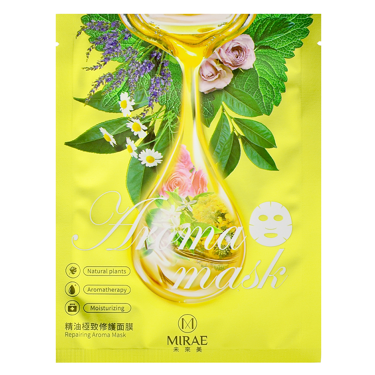 MIRAE Repairing Aroma Mask | Shop Taiwanese Sheet Mask at ShopChuusi