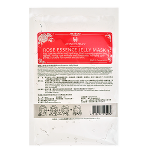 ANNIE'S WAY Rose Essence Jelly Mask | Shop Taiwanese Jelly Mask at ShopChuusi