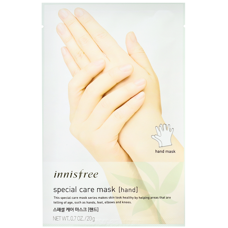 INNISFREE Special Care Mask - Hand | Shop Korean Skincare at ShopChuusi