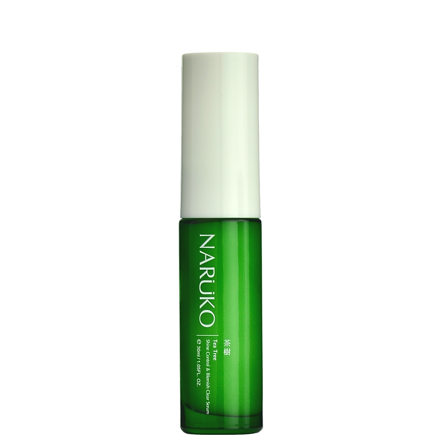 NARUKO Tea Tree Shine Control & Blemish Clear Serum -- Shop Korean Japanese Taiwanese Skincare at Shop Chuusi