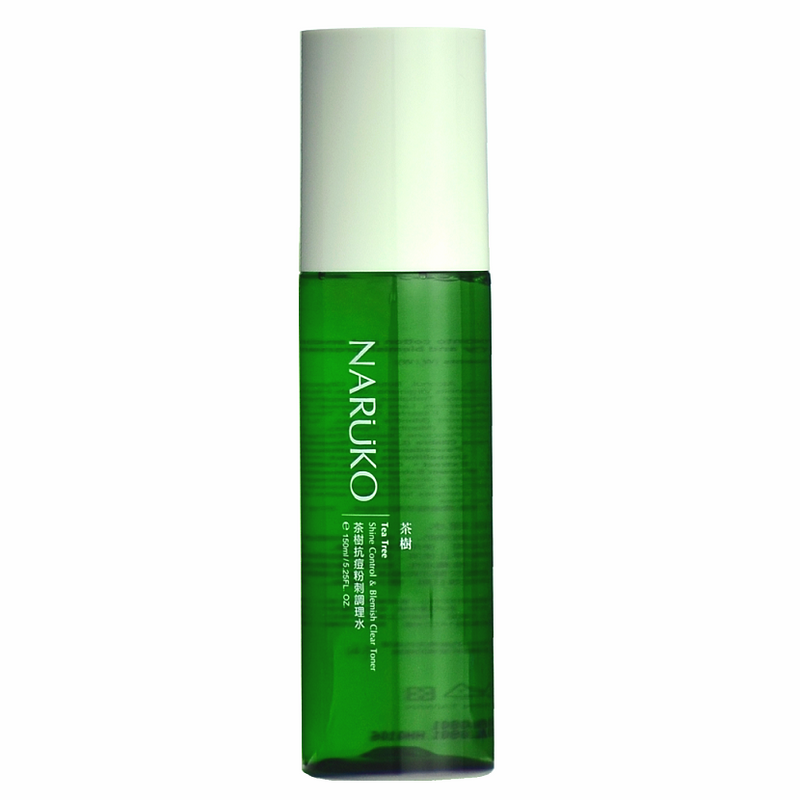 NARUKO Tea Tree Shine Control & Blemish Clear Toner -- Shop Korean Japanese Taiwanese Beauty at Shop Chuusi