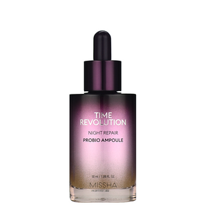 MISSHA Time Revolution Night Repair Probio Ampoule -- Shop Korean Japanese Taiwanese Beauty at Shop Chuusi