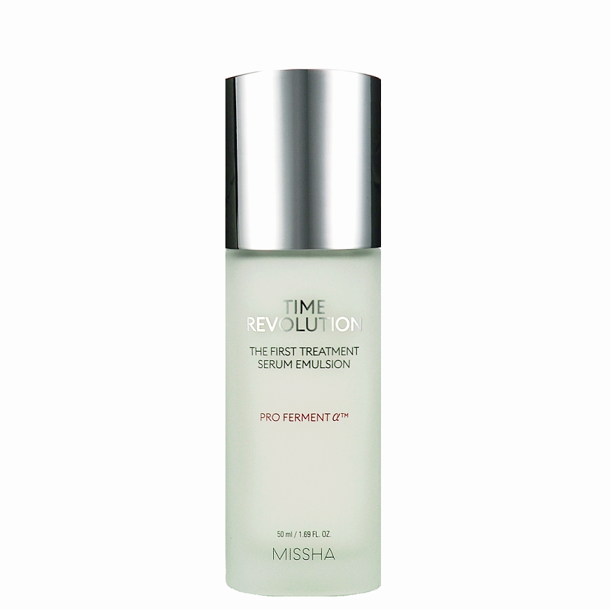 MISSHA Time Revolution The First Treatment Serum Emulsion -- Shop Korean Japanese Taiwanese Skincare at Shop Chuusi
