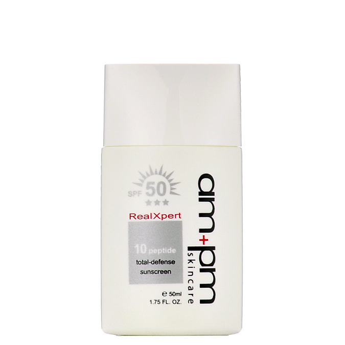NARUKO AM+PM RX10 Peptide Total-Defense Sunscreen SPF50 ★★★ -- Shop Korean Japanese Taiwanese Skincare at Shop Chuusi