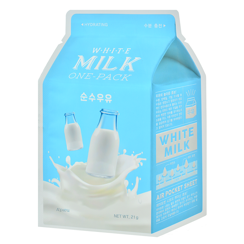 White Milk One Pack