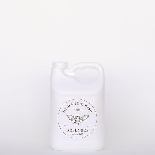 Hand & body probiotic wash - 2 litre refill