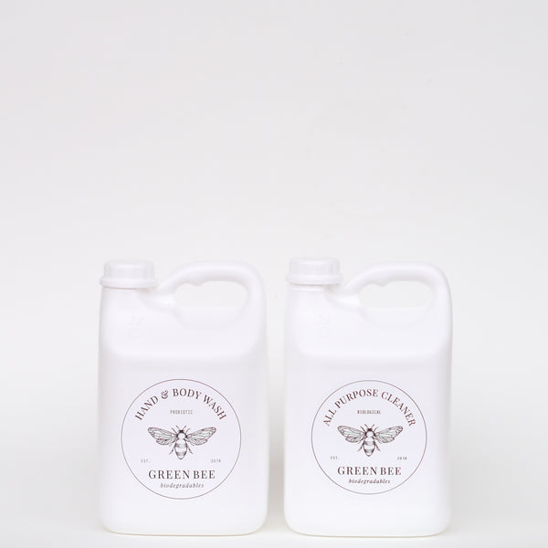 Mini Pack - All Purpose Cleaner // Hand & Body Wash - Refills