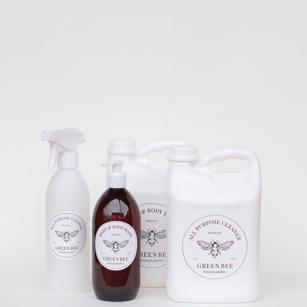 Mini Pack - All Purpose Cleaner // Hand & Body Wash - Plastic