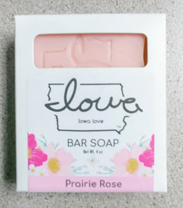 """Iowa love"" Old-Fashioned Handmade Soaps"
