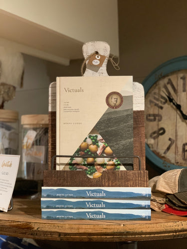 Victuals Cookbook
