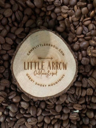 Little Arrow Wood Magnet