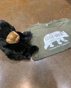 Little Arrow Bear Youth Tee