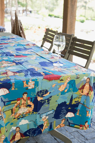 Picnic Table Cover - Outdoorsy Type