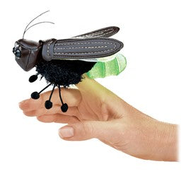 Mini Firefly Finger Puppet