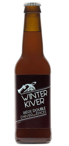 Kiss'Wing<br>WINTER KIVER<br>Double bio 4,5%