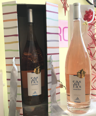 "Clochers & Terroirs<br>""Castellas"" Magnum<br>Rosé"