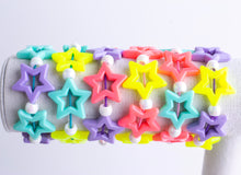 Load image into Gallery viewer, Open Stars Bracelet