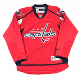 Washington Capitals Reebok Jersey Size M