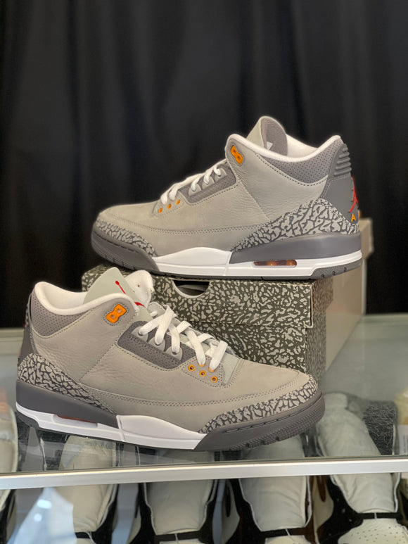 Brand New 2021 Jordan Cool Grey 3s