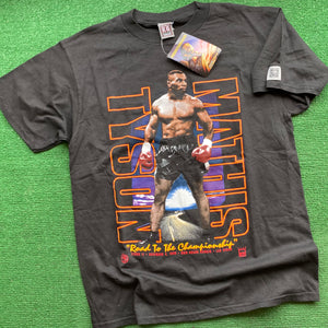 Brand New Vintage Mike Tyson Tee Size L