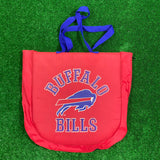 Vintage Buffalo Bills Double Seat Cushion/Bag