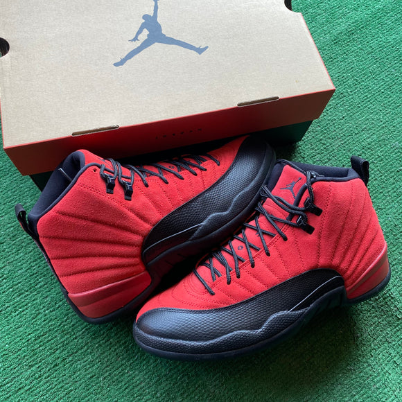 Brand New Jordan Reverse Flu Game 12s Size 11