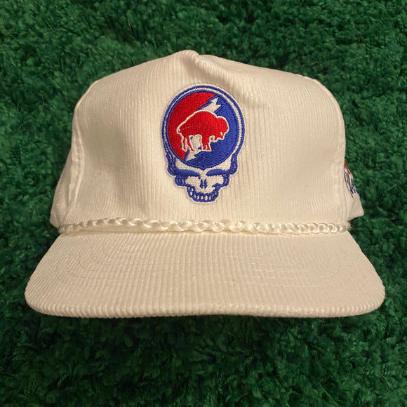 Brand New Buffalo Closet Buffalo Grateful Dead Vintage Corduroy Hats