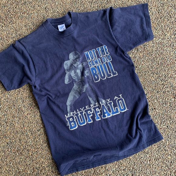 Vintage University At Buffalo Tee Size M