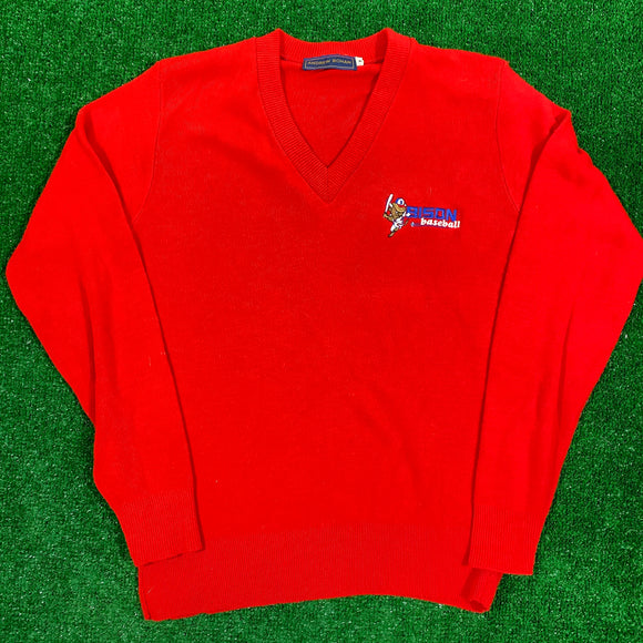 Vintage Buffalo Bisons Sweater Size M