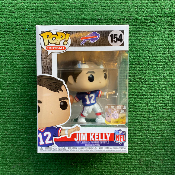 Brand New Buffalo Bills Jim Kelly Funko POP