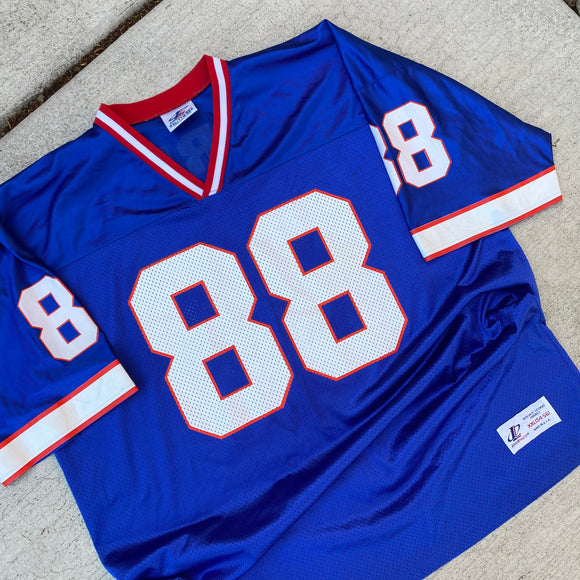 Vintage Buffalo Bills Quinn Early Jersey Size XXL