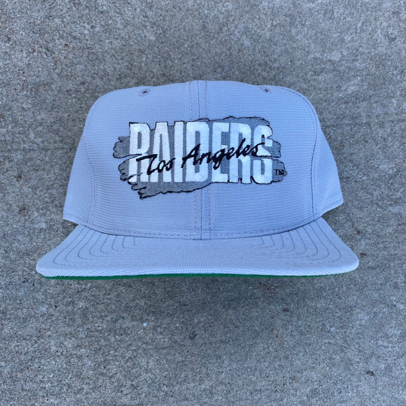 Brand New Vintage Los Angeles Raiders Snapback Hat