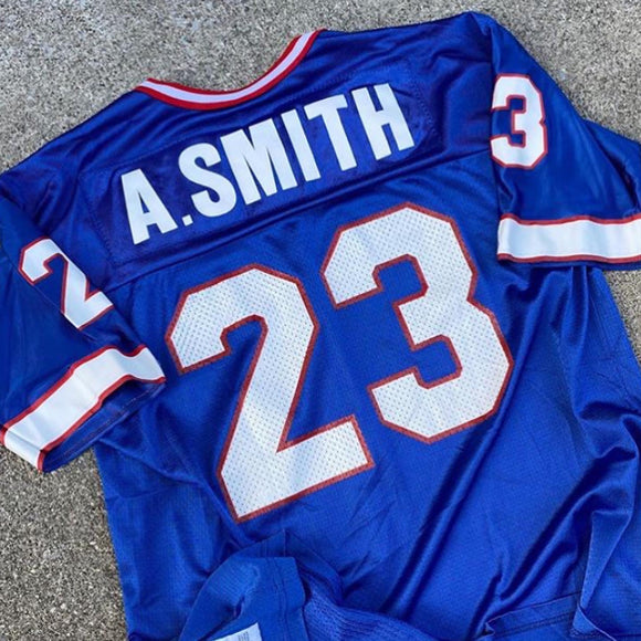 Vintage Buffalo Bills Antowain Smith Champion Jersey