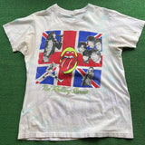 Vintage 1989 Rolling Stones Tee Size XL