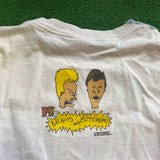 Vintage Beavis and Butt-Head Tee Size L