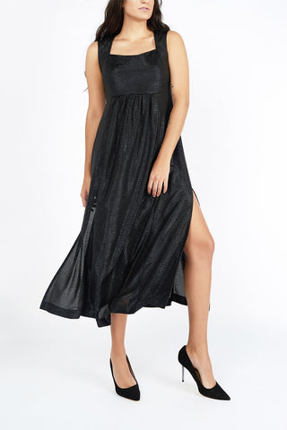 Maria Black Midi Dress - Maer World