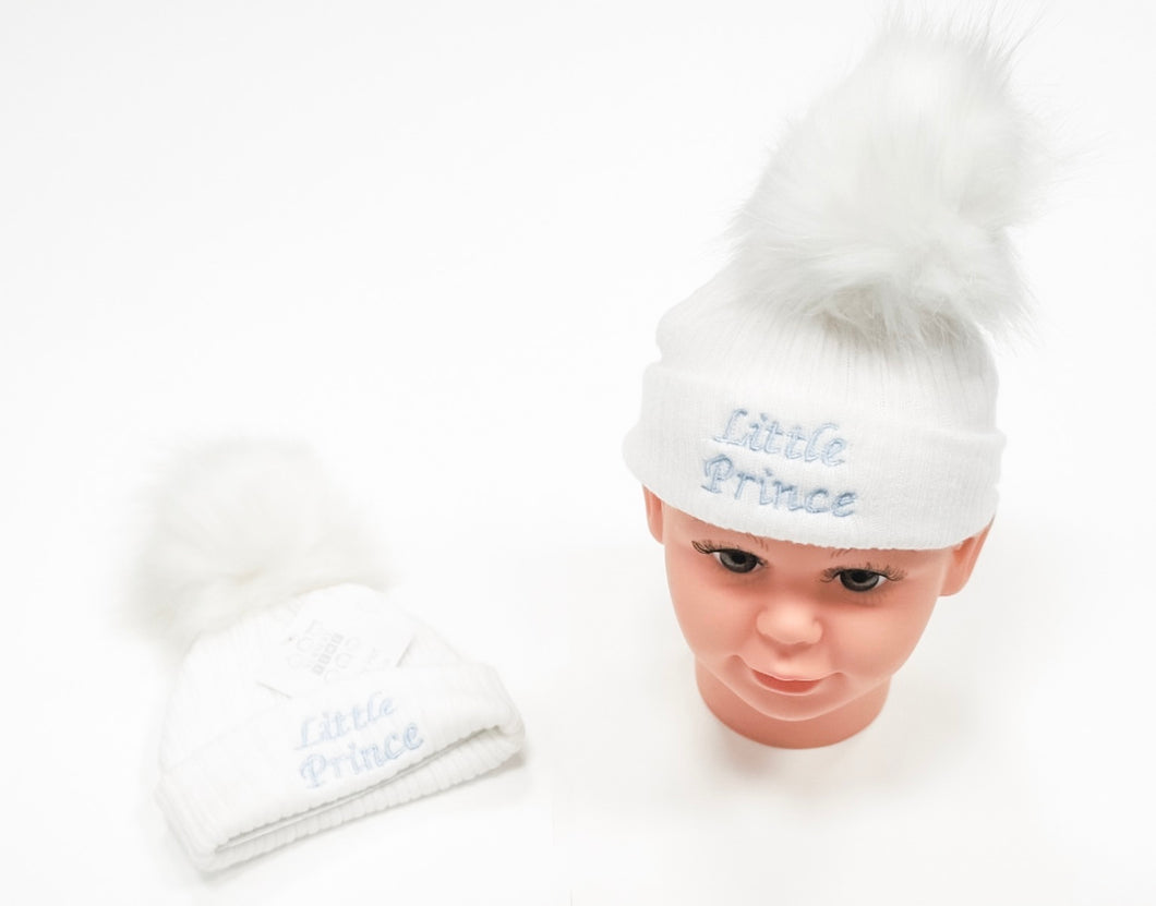LITTLE PRINCE POM POM HAT
