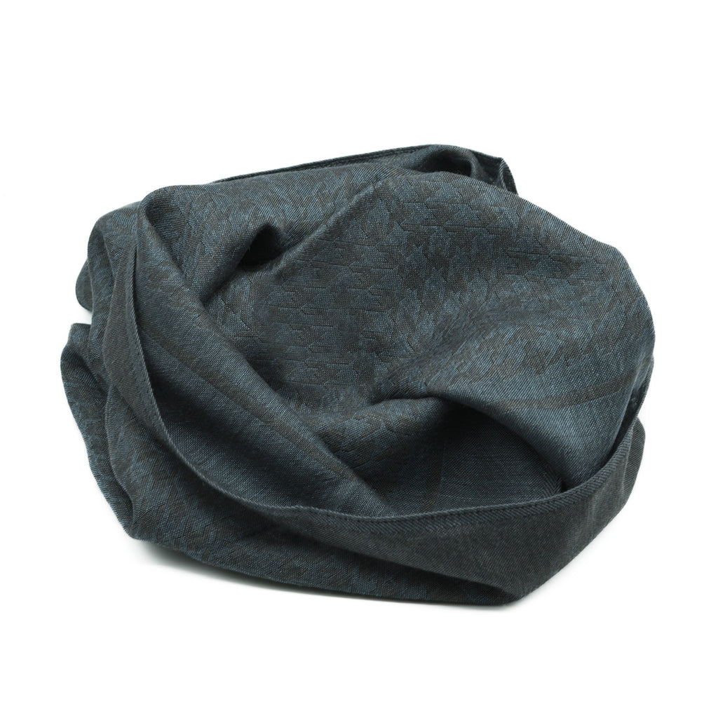 Doria & Dojola 70% Wool 30% Cashmere  35 x 168 cm Made in Italy