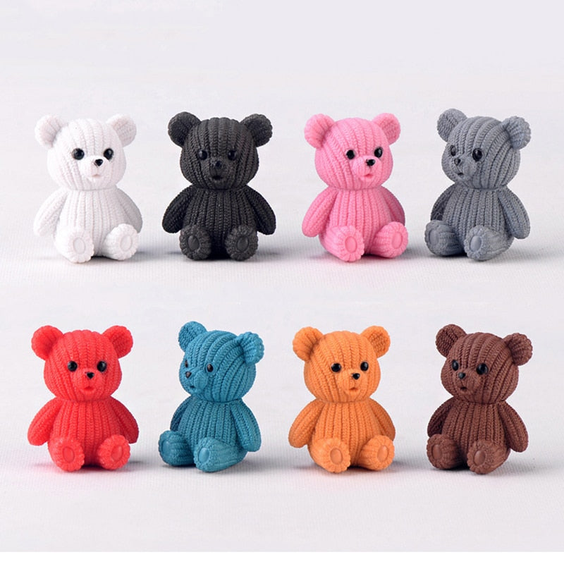 Cute Teddy Bear Home Decor