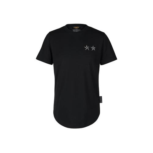 Lost Romain T-Shirt Black